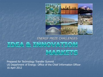 Global Study of KIZ - U.S. Department of Energy