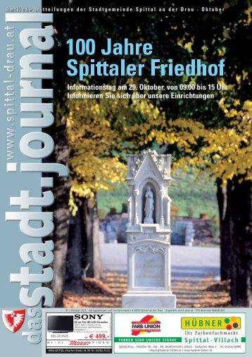 Ausgabe Oktober - Spittal an der Drau