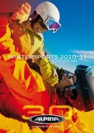 WINTERSPORTS 2010·11 - Alpina