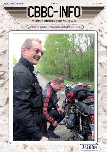 3/2008 - CBBC - CBBC - Classic British Bike Club