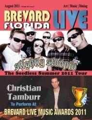 Brevard Live August 2011 - 1