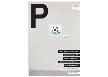 Alternativen zur WM - P-Magazin