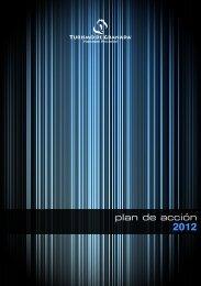 Plan de Acción 2012 - Turismo de Granada