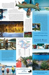 French River Resorts Association
