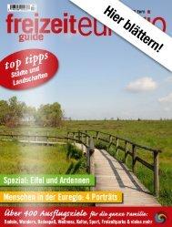 Freizeit Guide Euregio 2011/2012 - 0001 - Klenkes