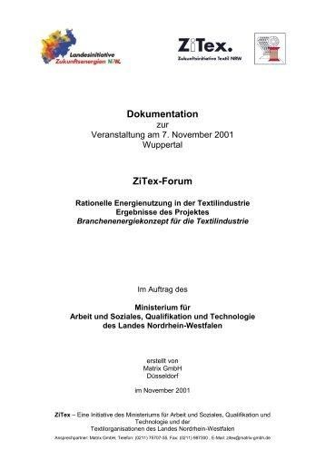 Wuppertal 2001 - ZiTex