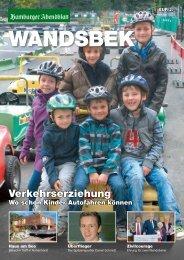 die aktuelle Ausgabe November - City-Wandsbek