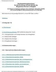 Planfeststellungsbeschluss - Bundesamt für Strahlenschutz