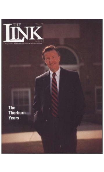 The Link 1995 12 Vol.pdf - DRC Home - Wilmington College
