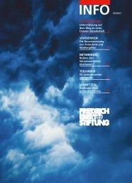 FES-Info 2011, Nr. 3 - Bibliothek der Friedrich-Ebert-Stiftung