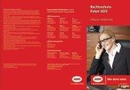 Rechtsschutz- Paket 2012