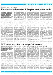 antifa - VVN/BdA NRW
