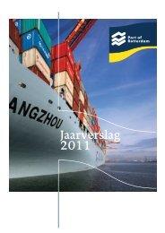 Jaarverslag 2011 - Port of Rotterdam
