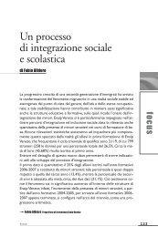 Un processo di integrazione sociale e scolastica - Enaip