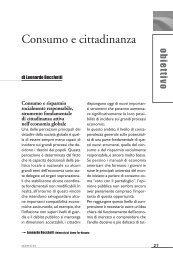 Consumo e cittadinanza - Enaip