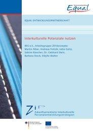 ZIP: Interkulturelle Potenziale nutzen - enaip
