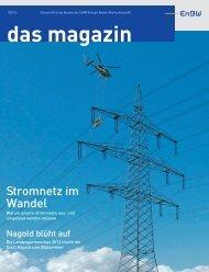 Zeitschrift Für Die Kunden Der EnBW Energie Baden