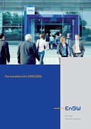 Personalbericht 2005/2006 - EnBW