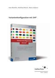 Variantenkonfiguration mit SAP® - Encoway GmbH & Co KG