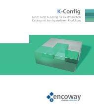 K-Config Einsatz DSC03.QXD - Encoway GmbH & Co KG