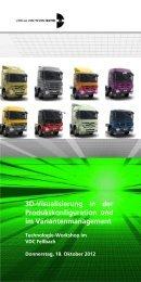 3D-Visualisierung in der Produktkonfiguration und im ...