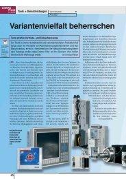Variantenvielfalt beherrschen - Encoway GmbH & Co KG