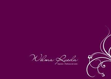 Wilma Rueda - CultExpo