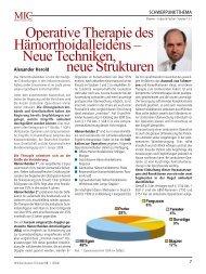 Operative Therapie des Hämorrhoidalleidens - Enddarm-Zentrum ...
