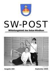 PP - Satus Wiedikon
