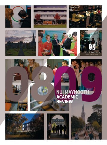 NUI MayNooth acadeMIc RevIew - National University of Ireland ...