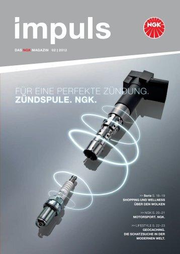 NGK Impuls 02/2012 - NGK Spark Plug Europe GmbH