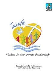 Taufe - Evangelische Kirche der Pfalz