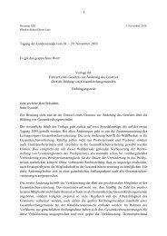 Einbringungsrede von Oberkirchenrat Dieter Lutz - Evangelische ...