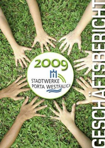 Wir haben viele Gesichter. - Stadtwerke Porta Westfalica GmbH