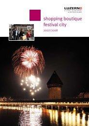 shopping boutique festival city - Music Celebrations International