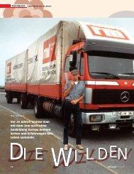 Vor 30 Jahren konnte man mit dem Lkw noch ohne ... - Jan Bergrath