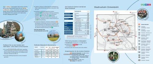 Stadtverkehr Dinkelsbühl Vgn