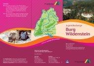Burg Wildenstein - Mittelalter-ABC