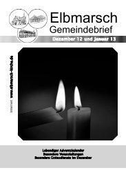 Gemeindebrief download