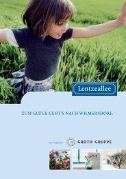ZUM GLÃœCK GEHT'S NACH WILMERSDORF. - Groth Gruppe