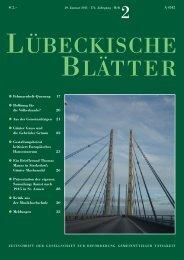 02_LB176.pdf - Lübeckische Blätter