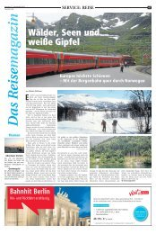 SVO: Das Reisemagazin 17. November 2012