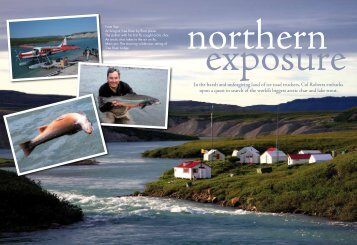 Northern Exposure - Plummers Arctic Lodges