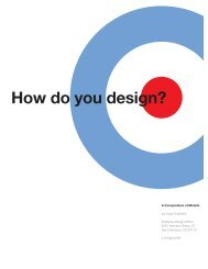 How Do You Design? A Compendium of Models - MFA in Interaction ...