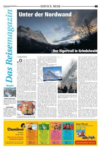 Unter der Nordwand - Recklinghaeuser Zeitung