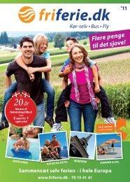 nordtyskland - fri ferie