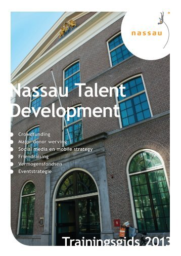 Nassau_Talent_Development_Trainingsgids_2013