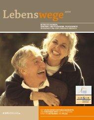 betreutes wohnen, senioren- und pflegeheime ... - KSM Verlag