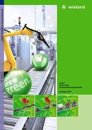 podis® Dezentrale Automatisierungstechnik ... - Wieland Electric