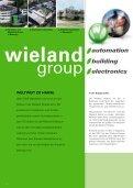 podis® Dezentrale Automatisierungstechnik ... - Wieland Electric - Seite 2